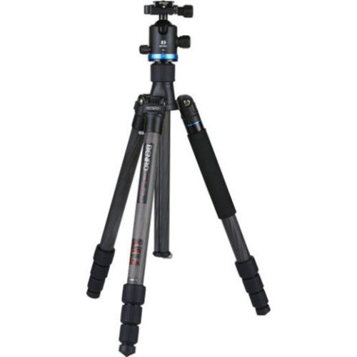 Benro iFoto Series 2 Carbon Fibre Tripod Kit with IB2 Head